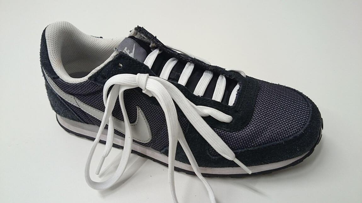 靴紐 結び方 ハイカット おしゃれ