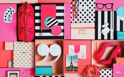 Kate Spade Stationery and Gifts Collection 1 - Cover 2