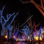 クリスマスのイルミネーションに映えるアクセサリー選びのポイント