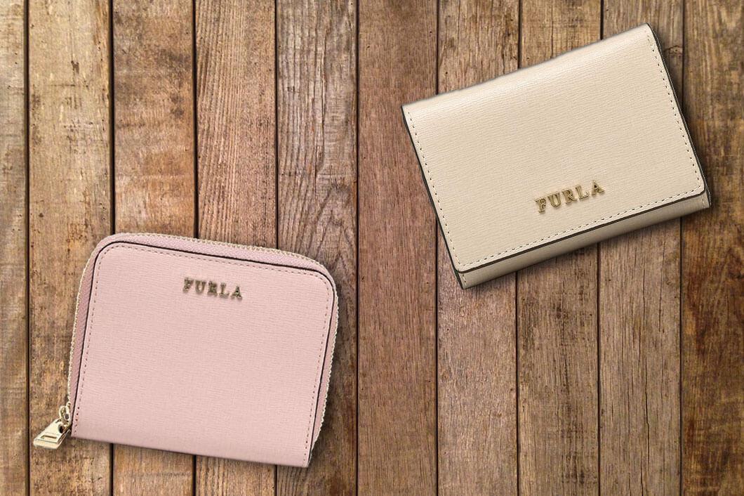 new product ba70c 19023 コンパクトで大人カワイイ、FURLA(フルラ)のミニ財布! | abox
