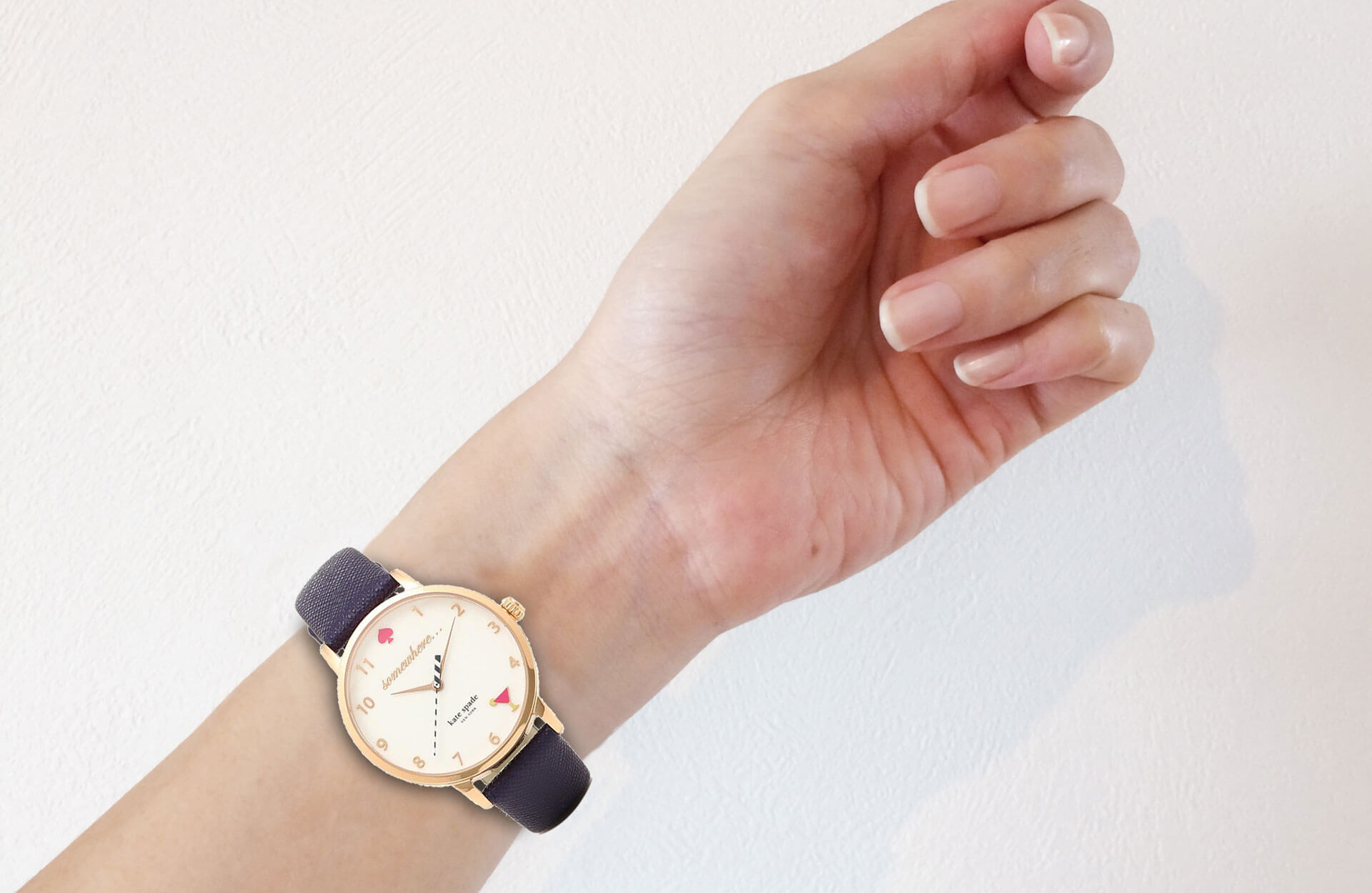 【絶対ほめられる】kate spade(ケイトスペード)のキュートな腕時計たち