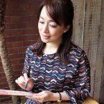 時間をかけて磨く言葉力/川柳作家やすみりえさんインタビュー