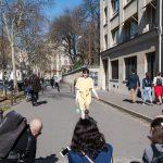 ヨーロッパ写真日和VOL.179『パリコレ、ファッションスナップ。Dior(ディオール)会場前から』