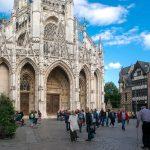 ヨーロッパ写真日和VOL.189『フランス、古都ルーアンでブロカントショップ巡り』