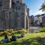 ヨーロッパ写真日和VOL.198『ベルギーはゲントから、古城とワッフルの街歩き』