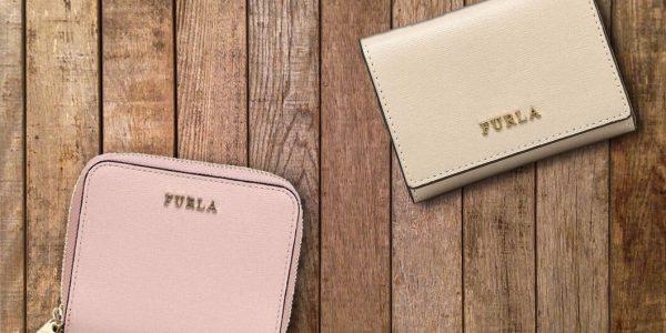 コンパクトで大人カワイイ、FURLA(フルラ)のミニ財布!